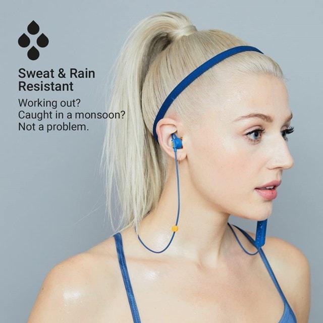Jam Live Loose Blue Bluetooth Earphones - 6