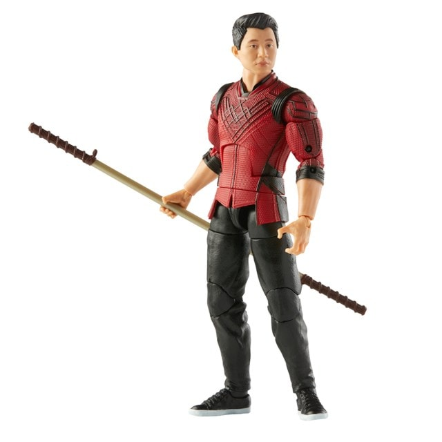 Shang-Chi: Shang-Chi Legend Of The Ten Rings: Marvel Legends Series Action Figure - 5