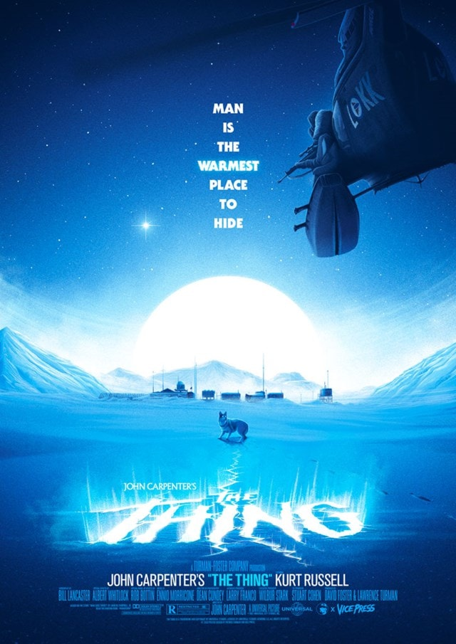 The Thing: Patrick Connan Movie Poster - 1