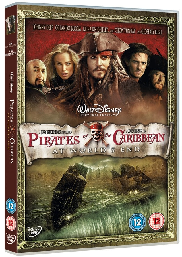 Pirates of the Caribbean: At World's End - 4
