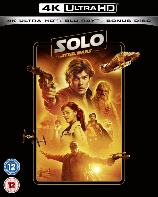 Solo - A Star Wars Story - 1