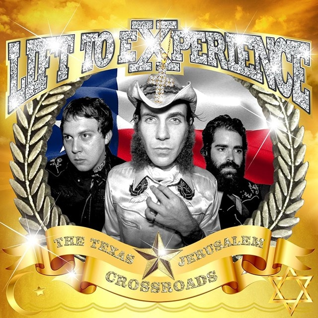 The Texas-Jerusalem Crossroads - 1
