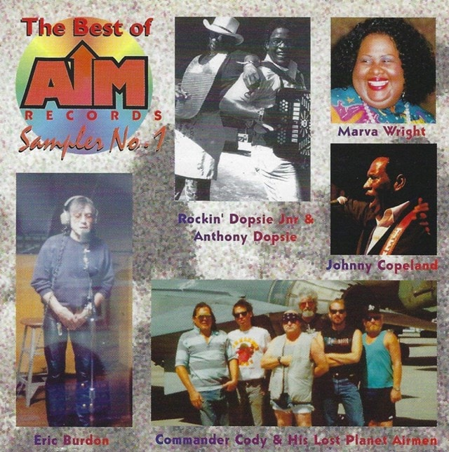 The Best of Aim Records: Samples No. 1 - 1