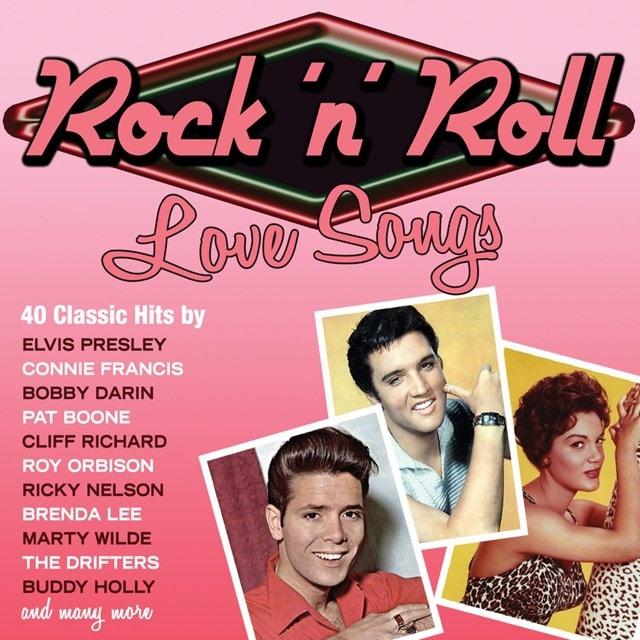 Rock 'N' Roll Love Songs - 1