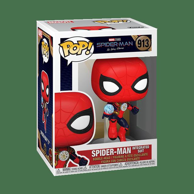Spider-Man Integrated Suit (913): Spider-Man No Way Home Pop Vinyl - 2