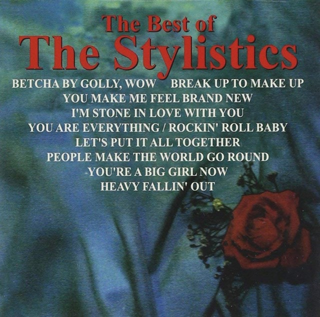 The Best of the Stylistics - 1