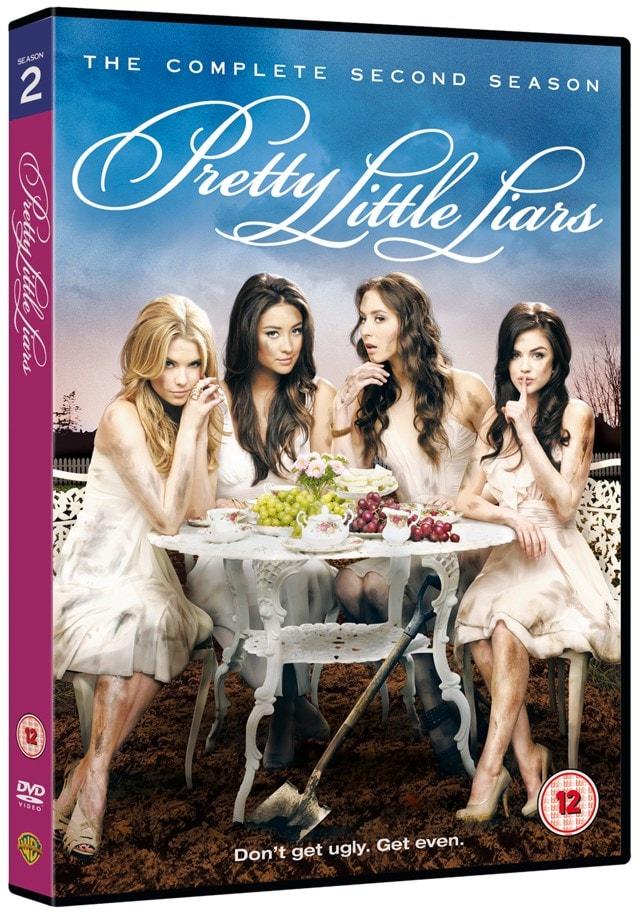 Pretty Little Liars: The Complete Second Season - 2