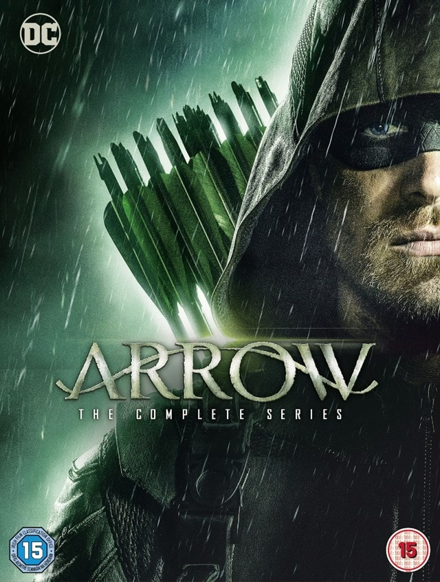Arrow: The Complete Series - 1
