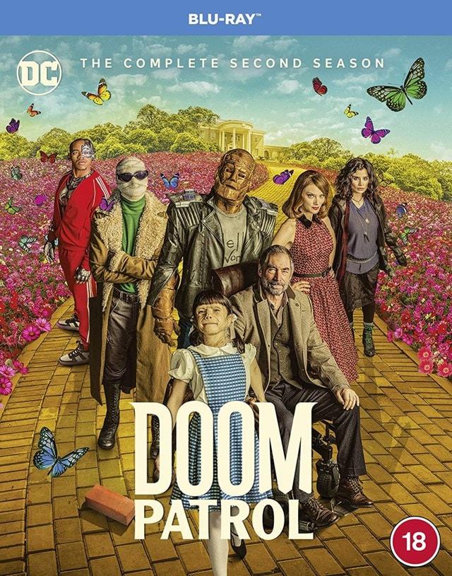Doom Patrol: The Complete Second Season - 1