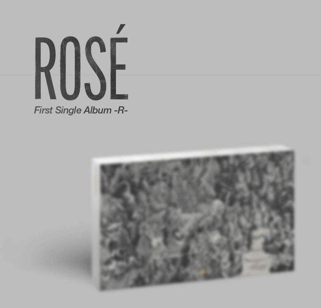 First Single Album -R- - 1