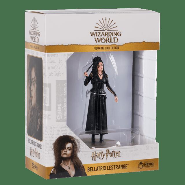 Bellatrix Lestrange: Harry Potter 1:16 Figurine With Magazine: Hero Collector - 1