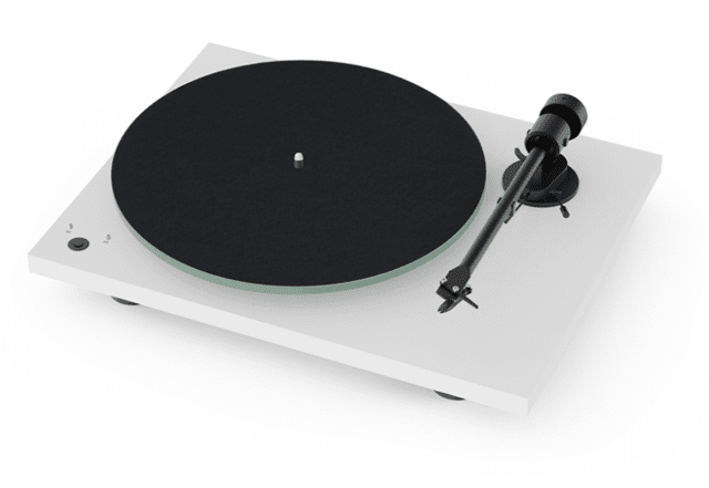 Pro-Ject T1 Phono SB White Turntable - 2