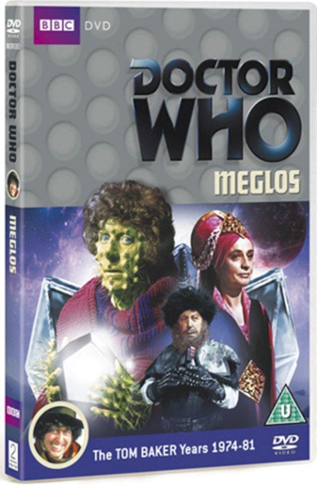 Doctor Who: Meglos - 1