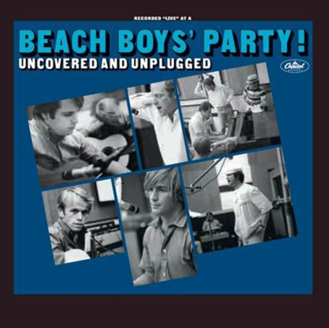 The Beach Boys' Party!: Uncovered and Unplugged - 1