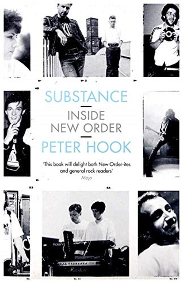 Substance: Inside New Order - 1