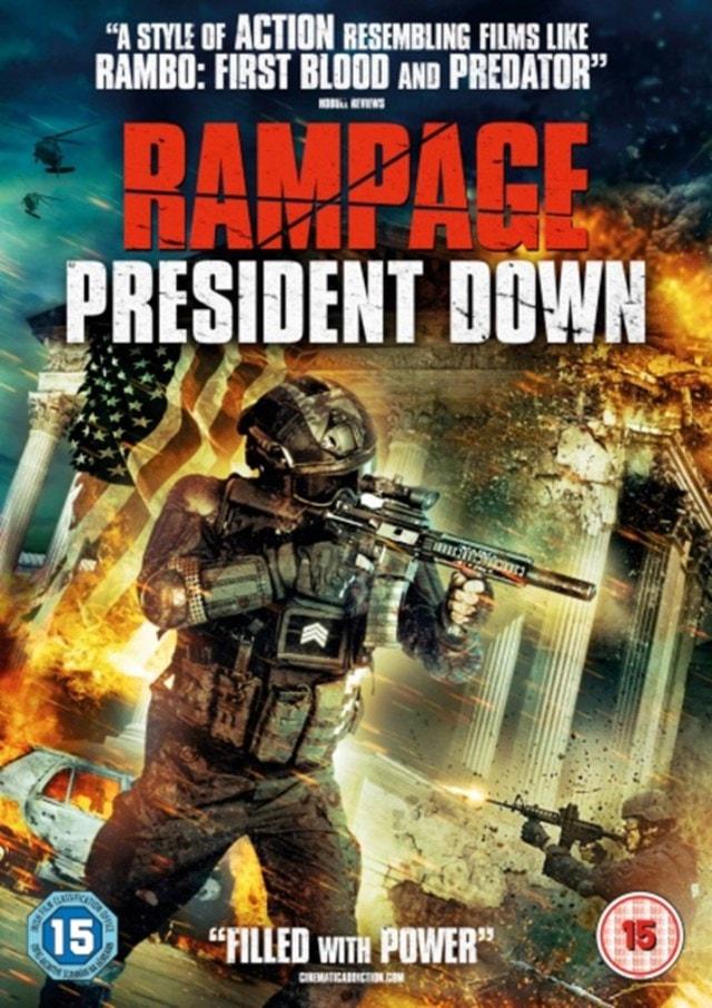 Rampage - President Down - 1