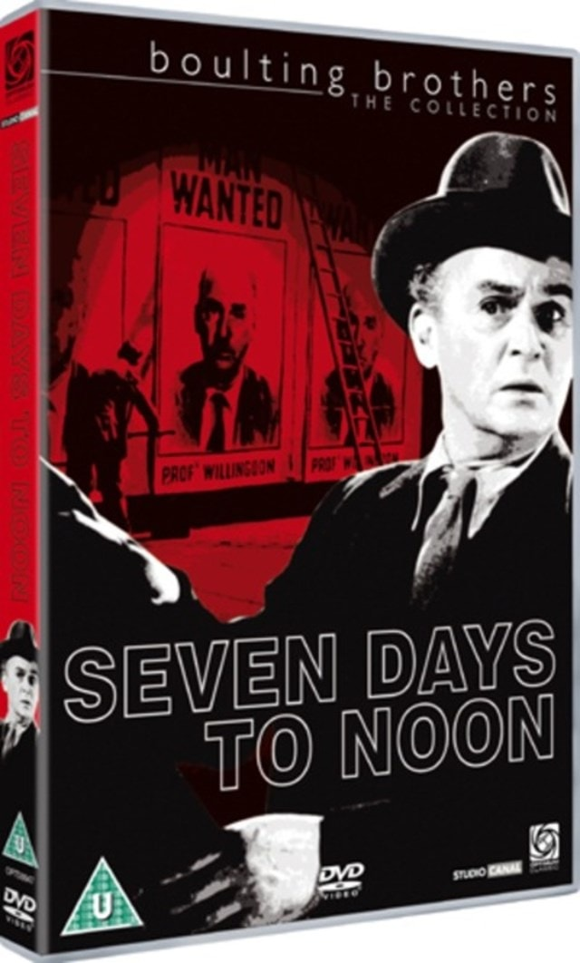 Seven Days to Noon - 1