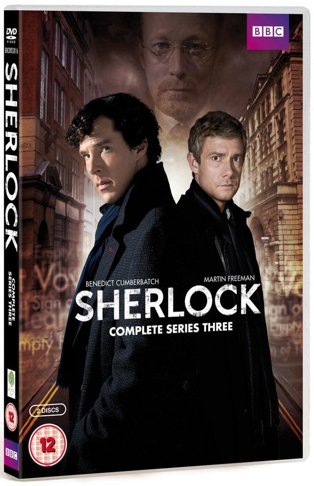Sherlock: Complete Series Three - 2