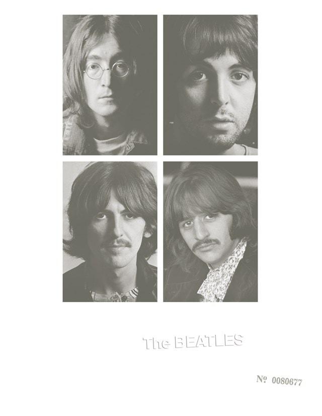 The Beatles White Album Super Deluxe - 1
