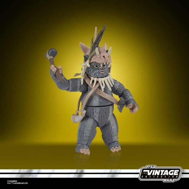Teebo Return Of The Jedi: Star Wars Vintage Collection Action Figure - 3