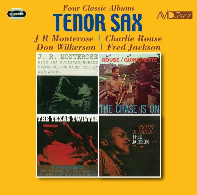 Tenor Sax: Four Classic Albums - 1