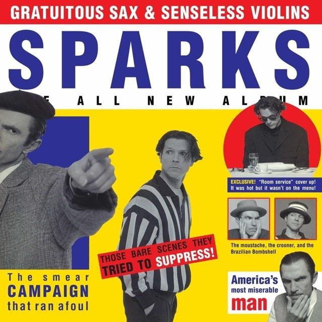 Gratuitous Sax & Senseless Violins - 1