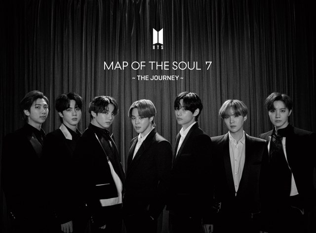 MAP of the SOUL: 7 - The Journey (Limited Edition C) - 1