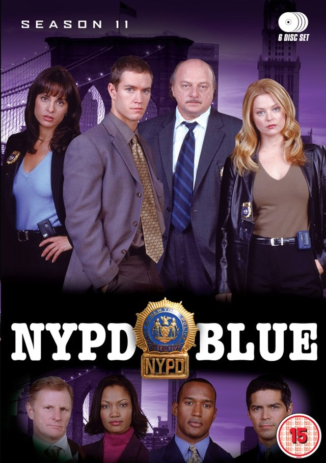 NYPD Blue: Season 11 - 1