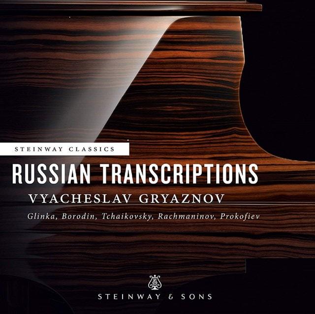 Vyacheslav Gryaznov: Russian Transcriptions - 1