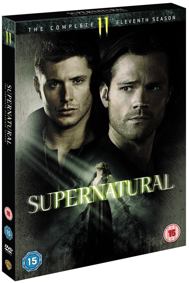 Supernatural: The Complete Eleventh Season - 2