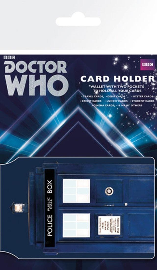 Doctor Who: Tardis Card Holder - 1