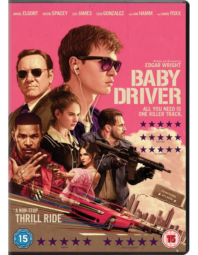 Baby Driver - 1