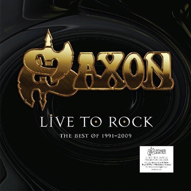 Live to Rock: The Best of 1991-2009 (hmv Exclusive) - 1