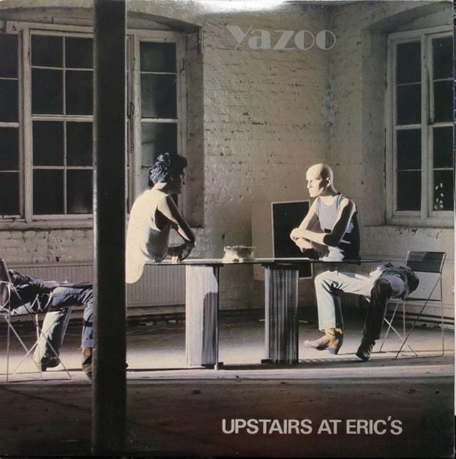 Upstairs at Eric's - 1