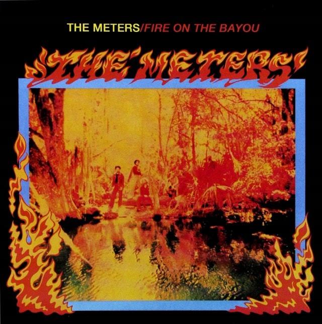 Fire On the Bayou - 1