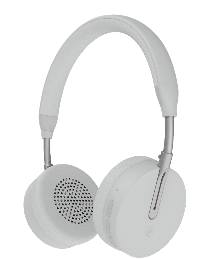 Kygo A6/500 White Bluetooth Headphones - 1