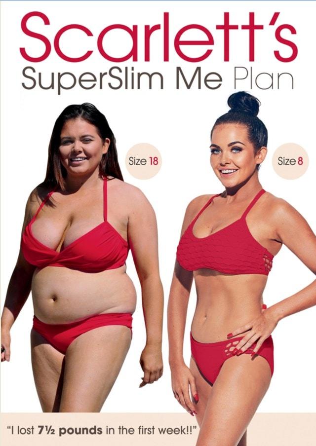 Scarlett's Superslim Me Plan - 1