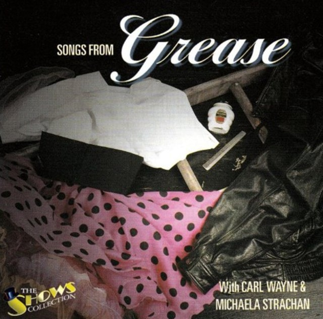 Songs from Grease - 1