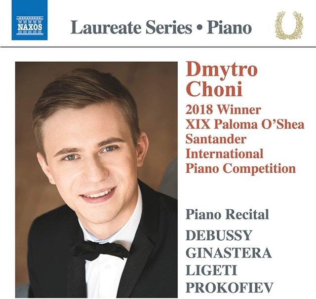 Dmytro Choni: Piano Recital - 1