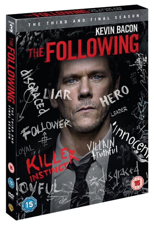 The Following: The Third and Final Season - 2