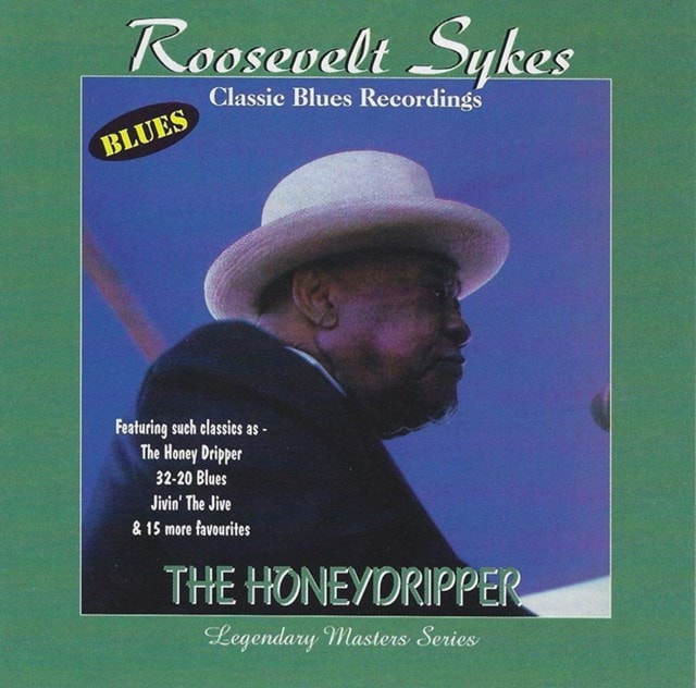 The Honeydripper: Classic Blues Recordings - 1