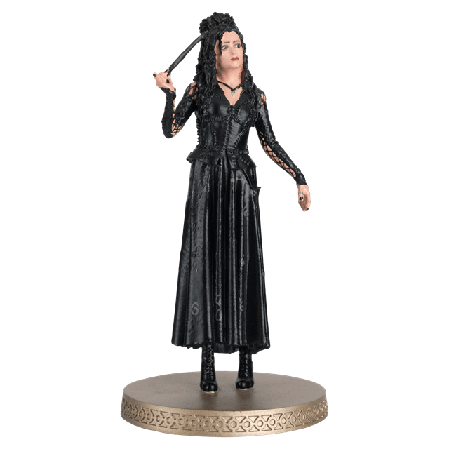 Bellatrix Lestrange: Harry Potter 1:16 Figurine With Magazine: Hero Collector - 3