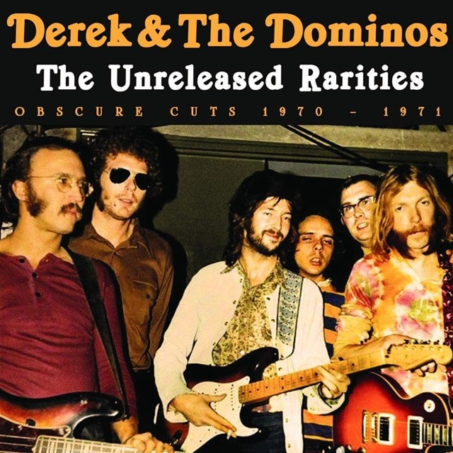 The Unreleased Rarities: Obscure Cuts 1970-1971 - 1