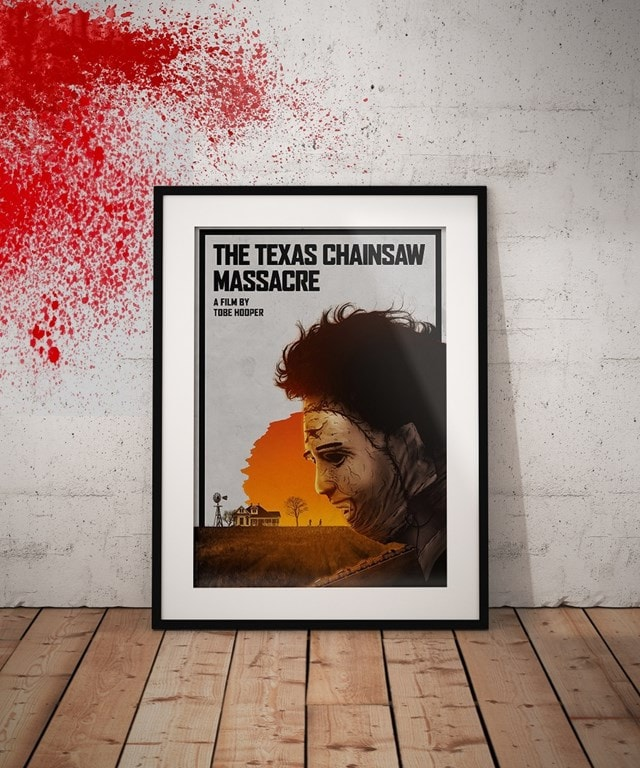 The Texas Chainsaw Massacre Limited Edition Art Print - 2