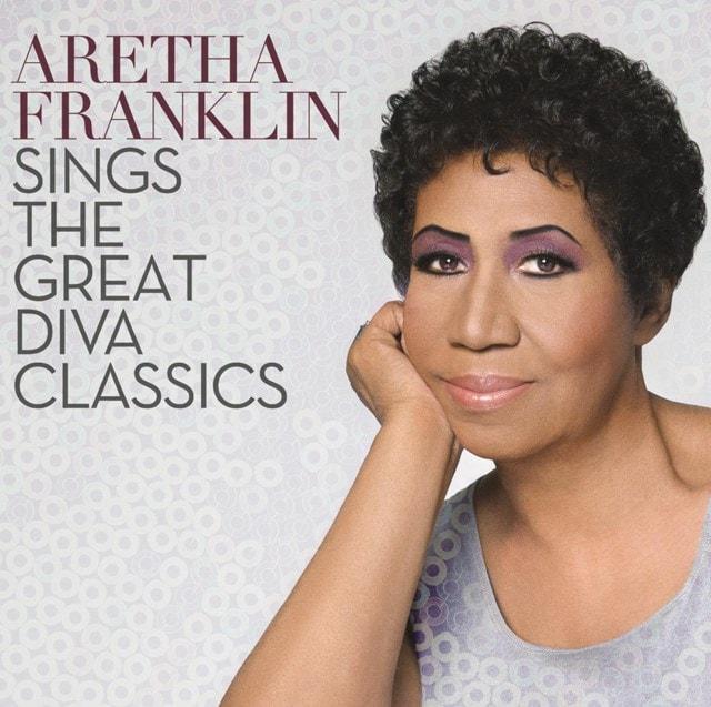 Aretha Franklin Sings the Greatest Diva Classics - 1