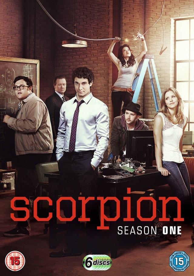 Scorpion: Season One - 1