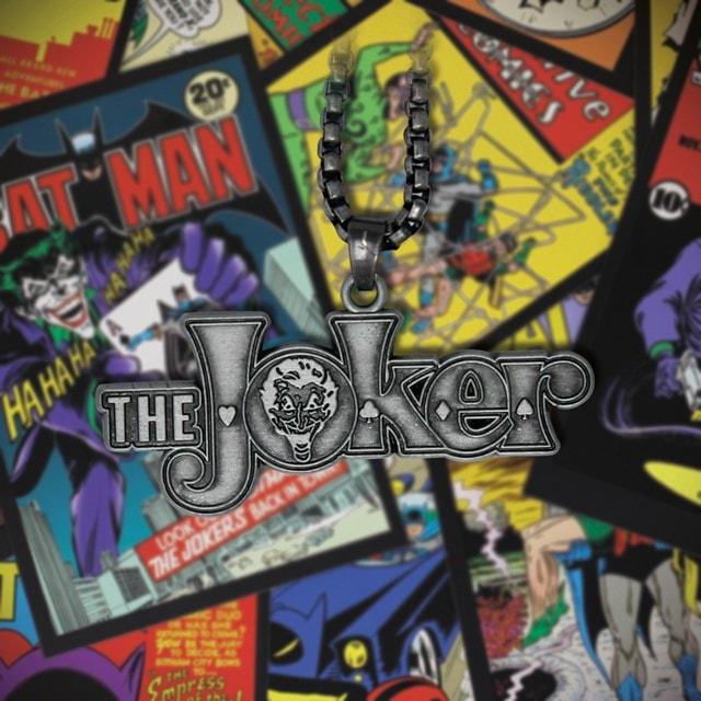 Joker: DC Comics Limited Edition Necklace - 1