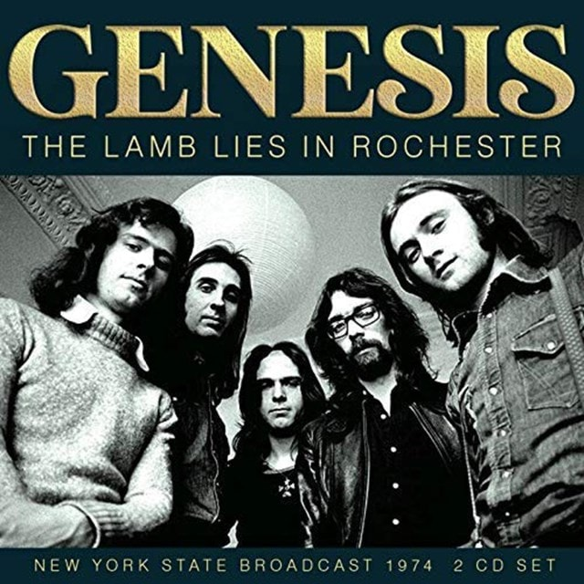 The Lamb Lies in Rochester: New York State Broadcast 1974 - 1