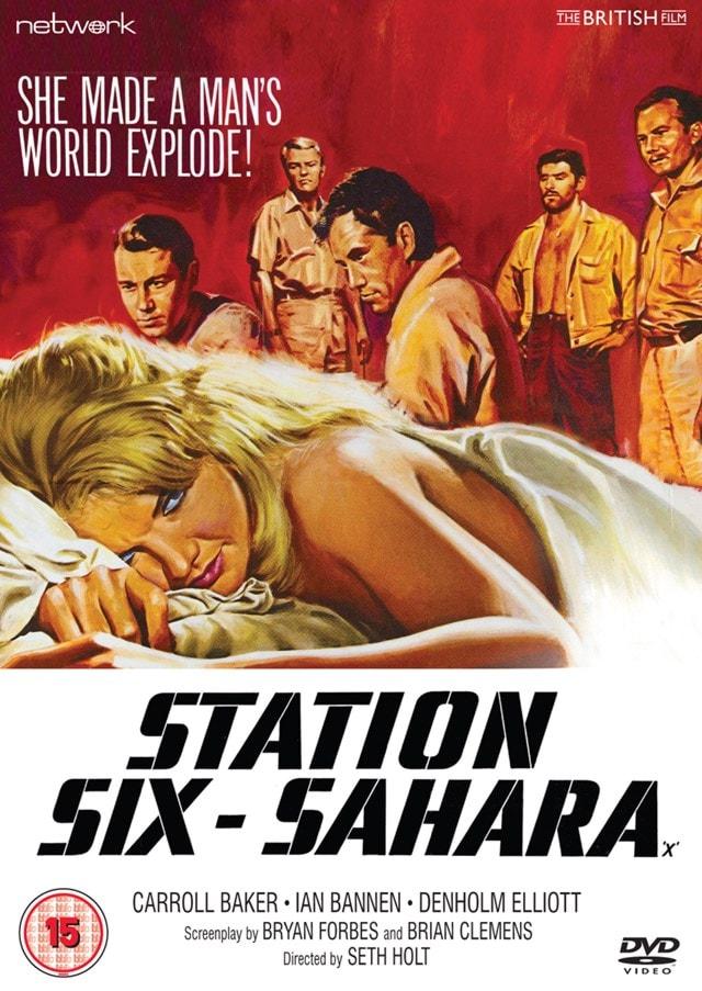 Station Six-Sahara - 1