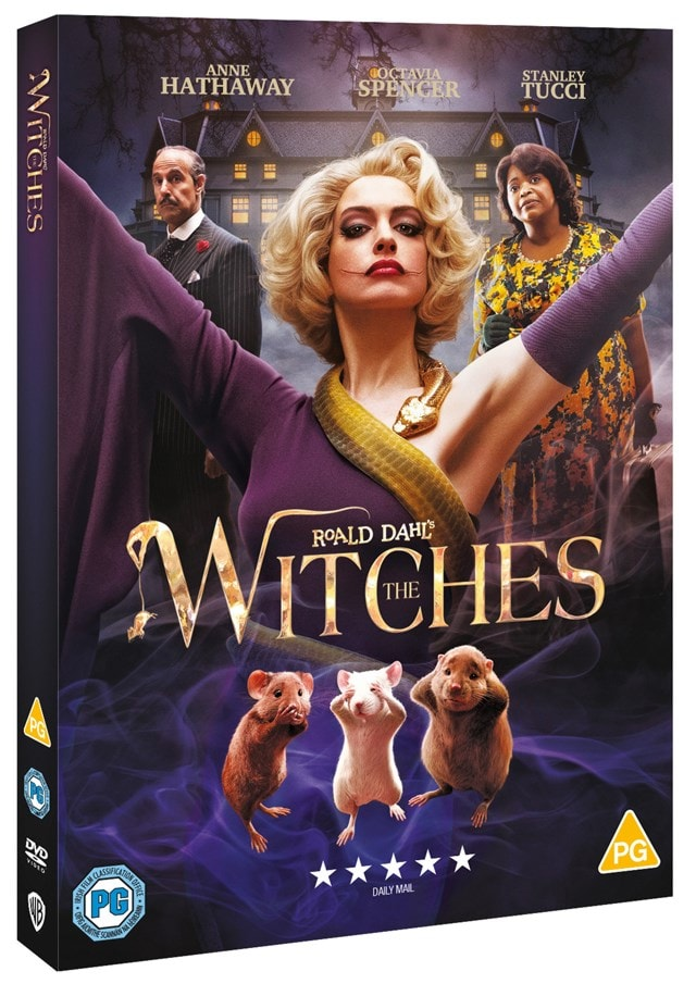 Roald Dahl's The Witches - 2